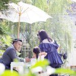 งานแต่งงานในสวน